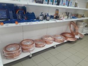 Расходные материалы для ремонта и монтажа сплит-систем