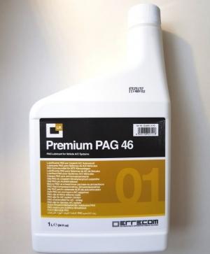Масло синтетическое Errecom PAG-46 (Италия)