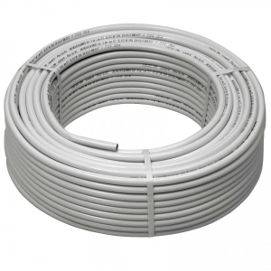 Труба дренажная металлопластиковая 16 мм, м