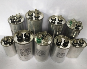 Конденсаторы компрессора и вентилятора