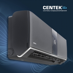 Сплит-система Centek CT- CT-65G10 ON/OFF CARBON GRAY