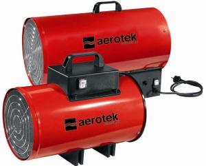 Тепловая пушка aerotek AHG-15G Италия