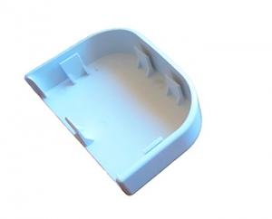Заглушка для кабель-канала 74х55 (белая)